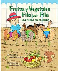 SPANISH - Fruits and Veggies Row by Row