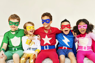 12 Open-ended Questions to Ask Young Children About Superheros and Action Figures