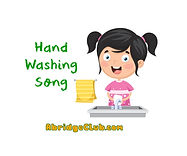 Hand Washing Song - Life Science - Germs