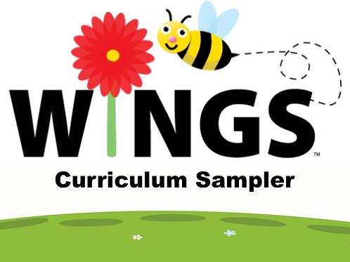 WINGS Curriculum Sampler