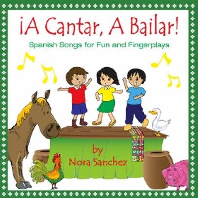 A Cantar! A Bailar! - Music CD