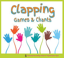 AbridgeClub.com | Clapping Games CD | Music | All Ages | Early Childhood