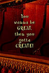 You Wanna be Great! - Gag Book (Front an