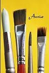 Artist - Gag Book (Paint Brushes)  (Fron