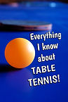 Table Tennis - Gag Book (Front and Back)