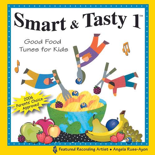 Smart & Tasty 1: Good Food Moves - Music CD