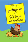 It's a Poultry Tale of  (front & back).j