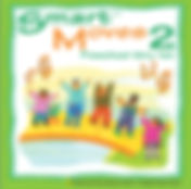 AbridgeClub.com | Smart Moves 2  CD | Music & Movement | Preschool | Early Childhood
