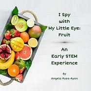 BOOK - I Spy Fruit ENGLISH (Cover and Ba