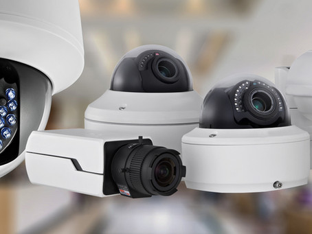 Why invest in a real CCTV system!
