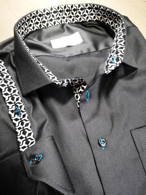 Details on shirt
