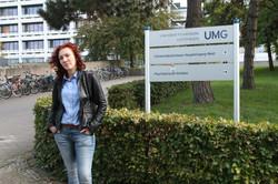 Геттинген, учёба в Германии