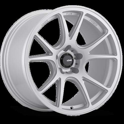 Freeform 18x9.5 5x114,3 ET25 - Matte Silver