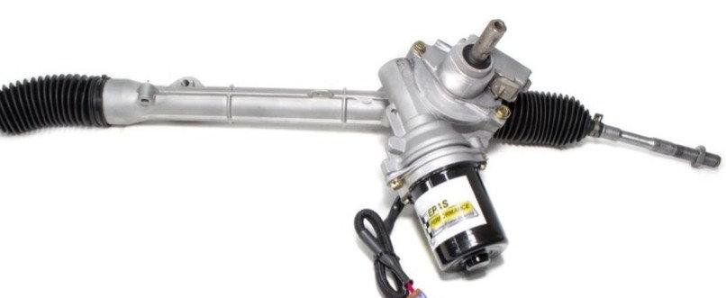Komplett styrväxel inkl 80 amp motor
