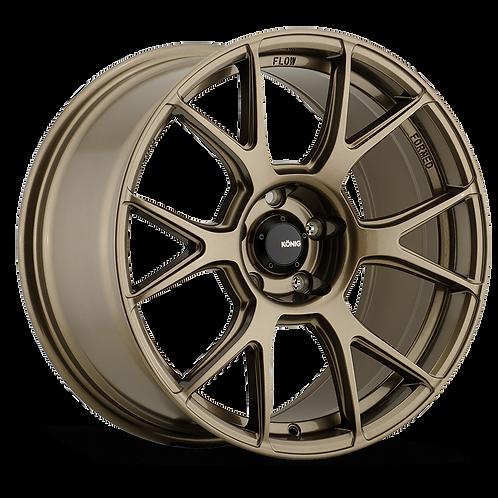 Ampliform 19x10.5 5x114.3 ET23 - Gloss Bronze