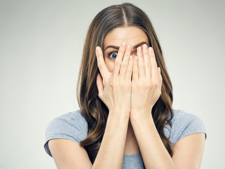 How do you react when you get scared? Ways we turn fear into an energy force in life coaching