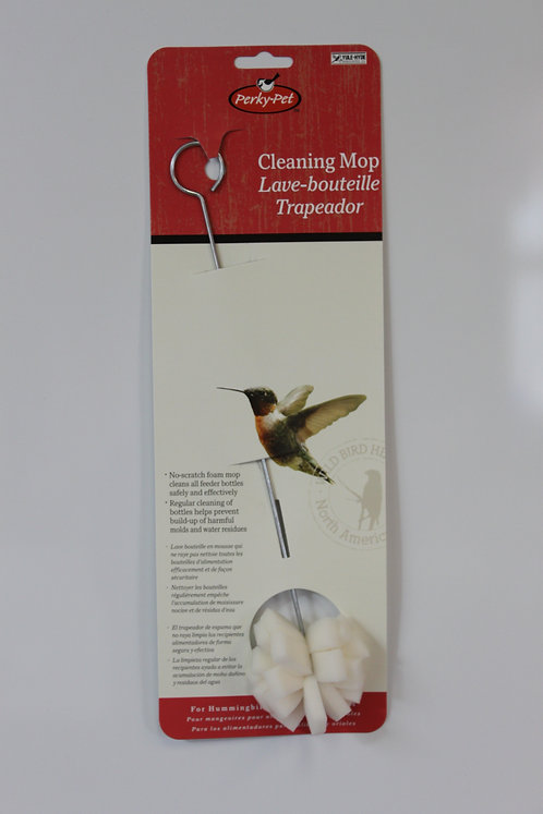 Feeder Cleaning Mop by Perky Pet