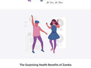 The Surprising Health Benefits of Zumba