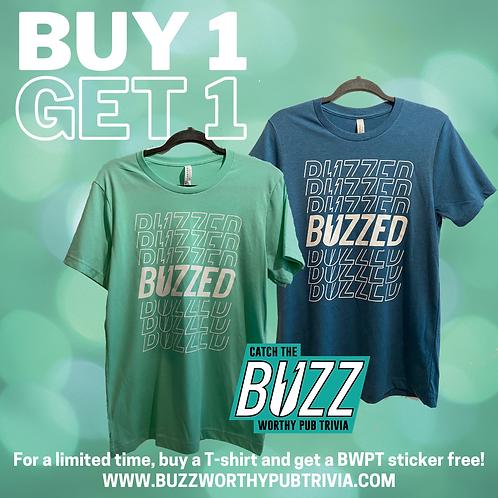 BUZZED T-shirt