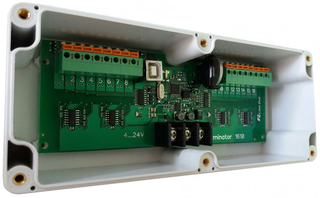 Контроллер Dominator 1610