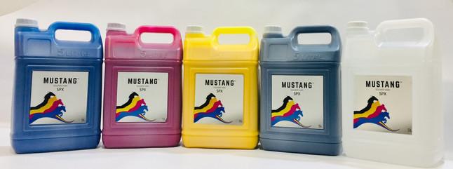 Чернила Mustang