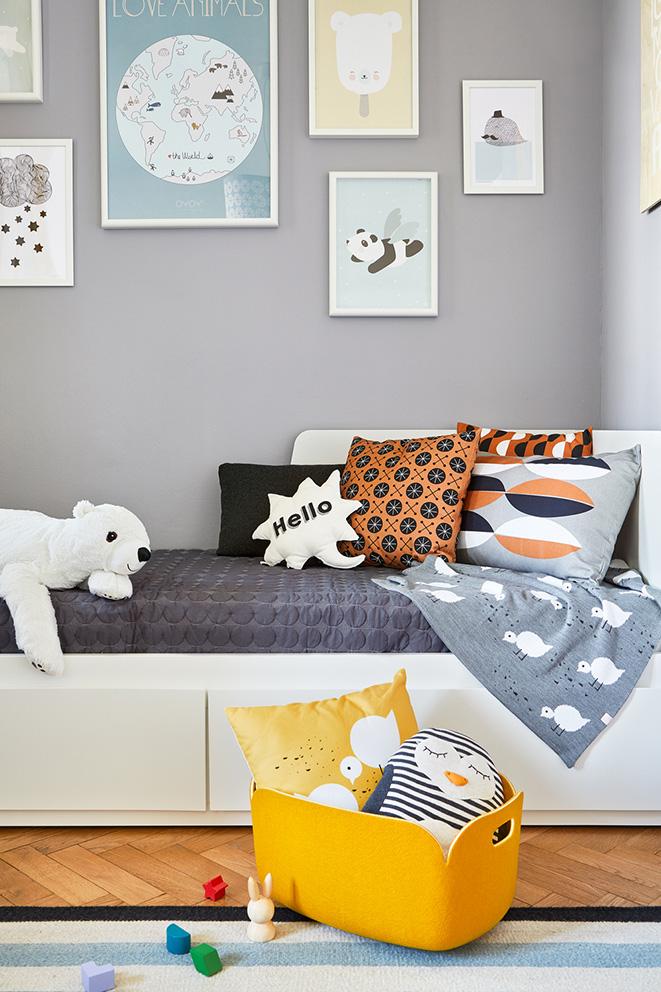 dětský pokoj foto: Veronika Raffajová