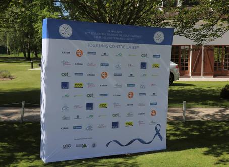 Tournoi de golf Unisep 2020