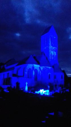 Illuminations 2019 - Eglise Luzarches