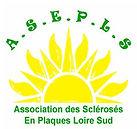 Logo ASEPLS Association de sclérosés en paques Loire Sud