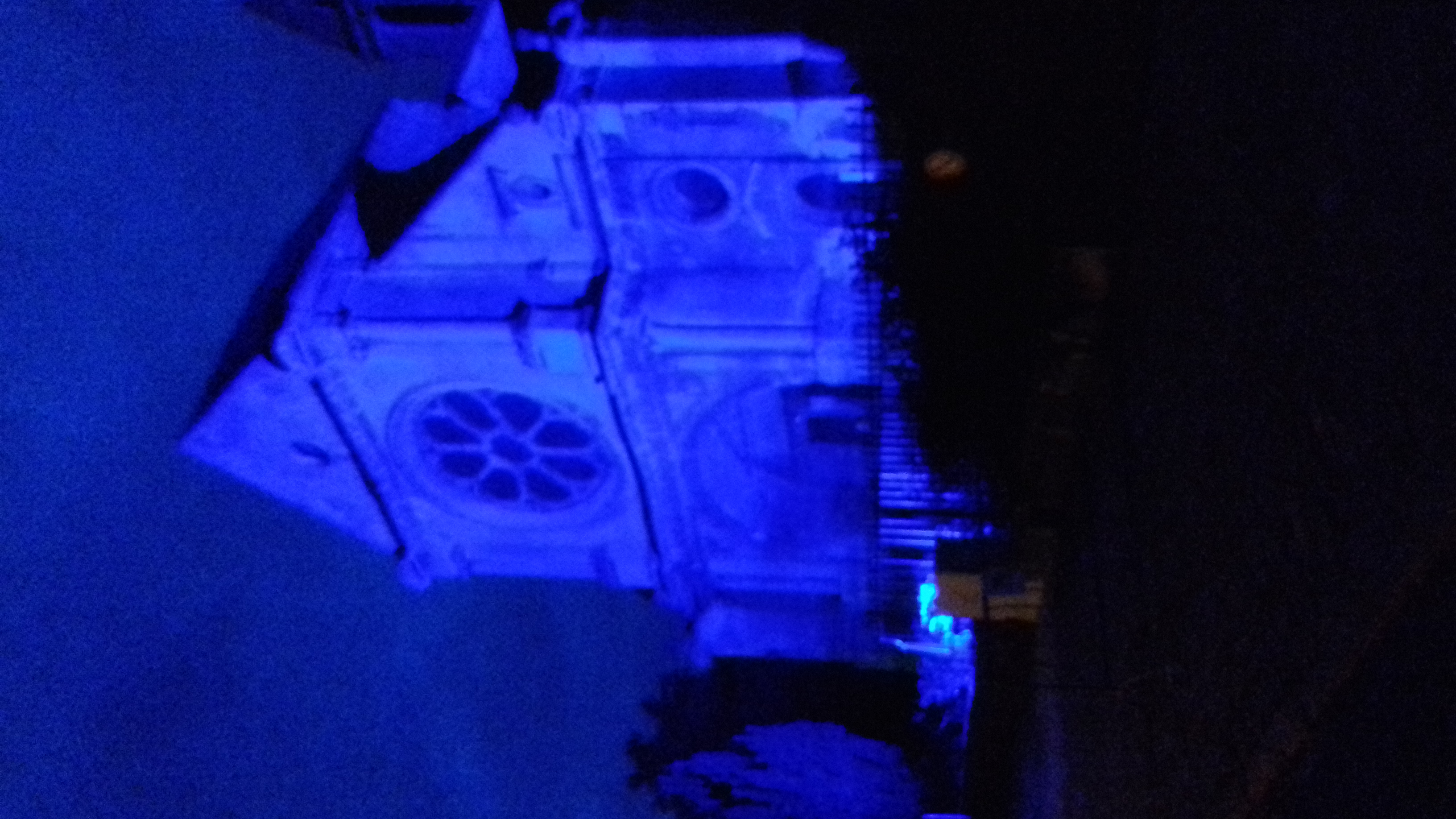 Illuminations 2019 - Eglise Luzarches