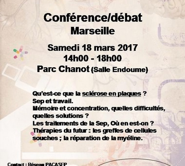 Conférence SEP à Marseille