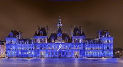 Paris en bleu
