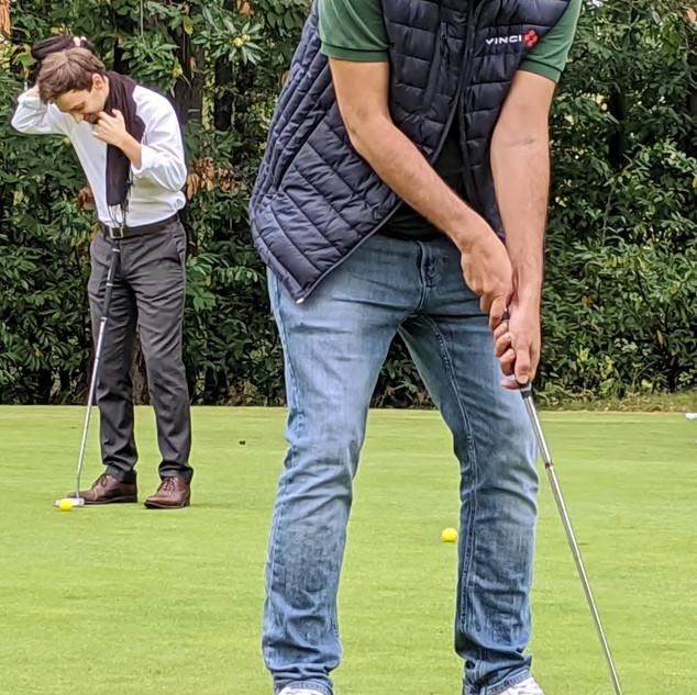 Golf Unisep 2020