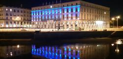 Illuminations 2019 - Mairie de Bayonne