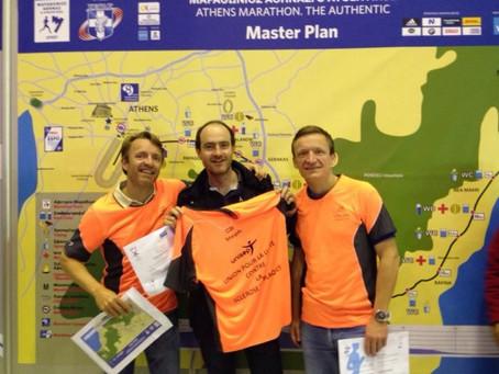 Un Marathon pour l'UNISEP
