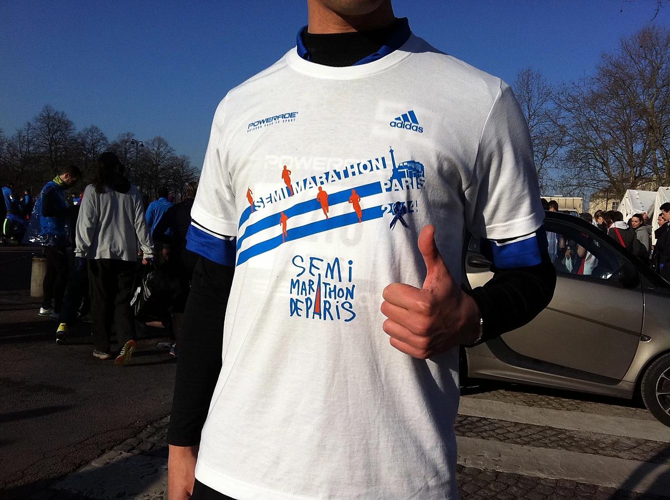 Sem-marathon de Paris
