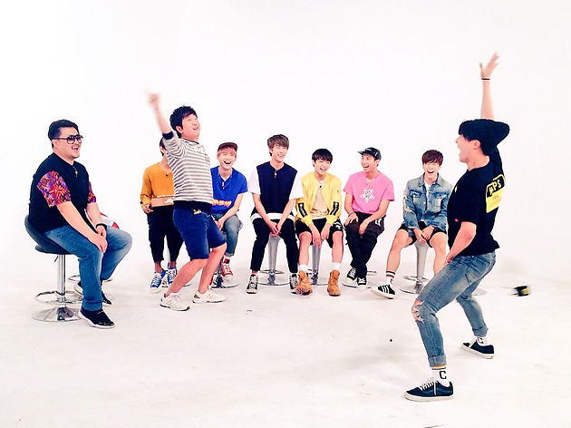 150603 BTS FOR WEEKLY IDOL]