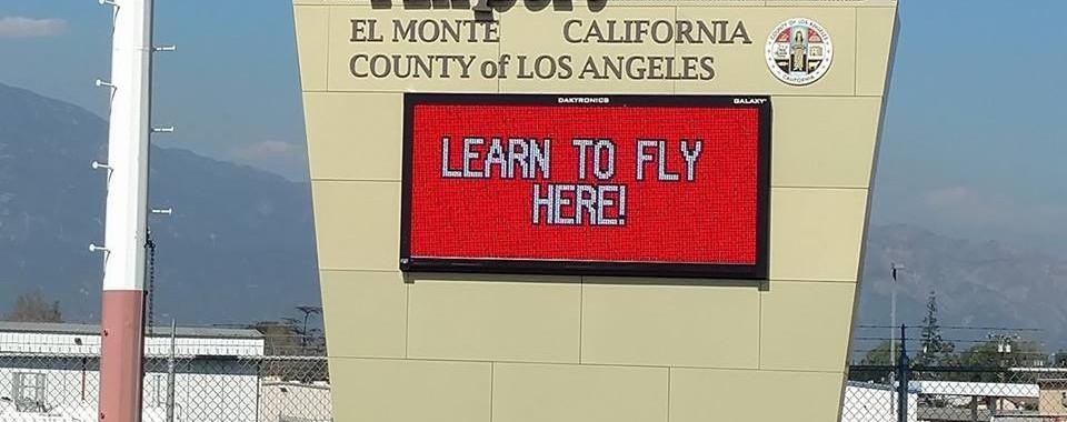 San Gabriel Valley Airport