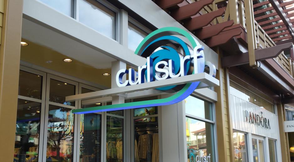 Curl Surf