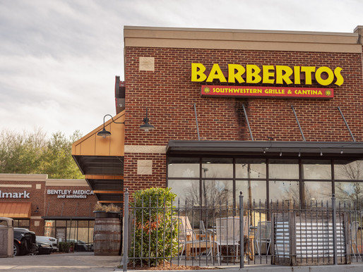 Live in Johnson City: Barberitos Southwestern Grille & Cantina