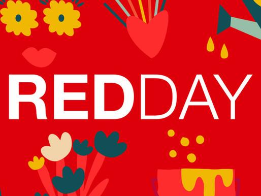 Keller William's RED Day Celebration 2021