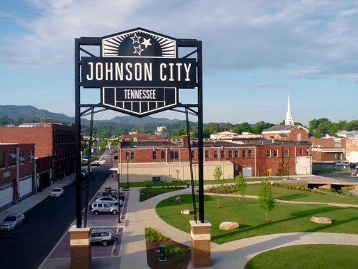 Live in Johnson City: Johnson City, A Place to Live Fully