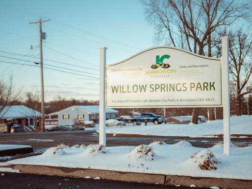 Live in Johnson City: Willow Springs Park