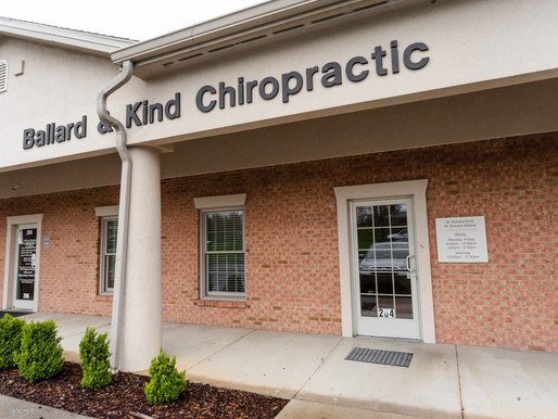 Live in Johnson City: Ballard and Kind Chiropractic