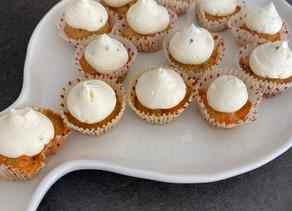 Cupcakes au saumon et cream cheese