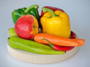 Les fruits et légumes : notre atout santé !