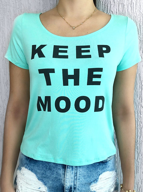 Blusa Keep the Mood