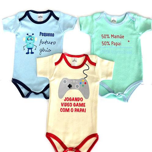 Kit Body para Bebê II