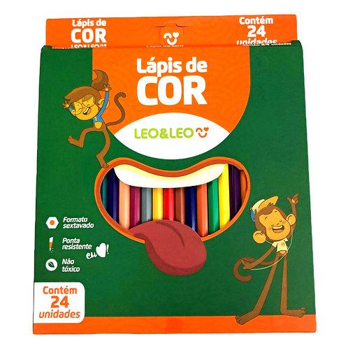 Lápis de Cor Leo&Leo