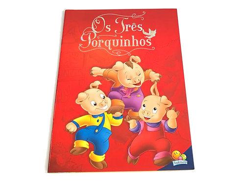 Livro Os Três Porquinhos